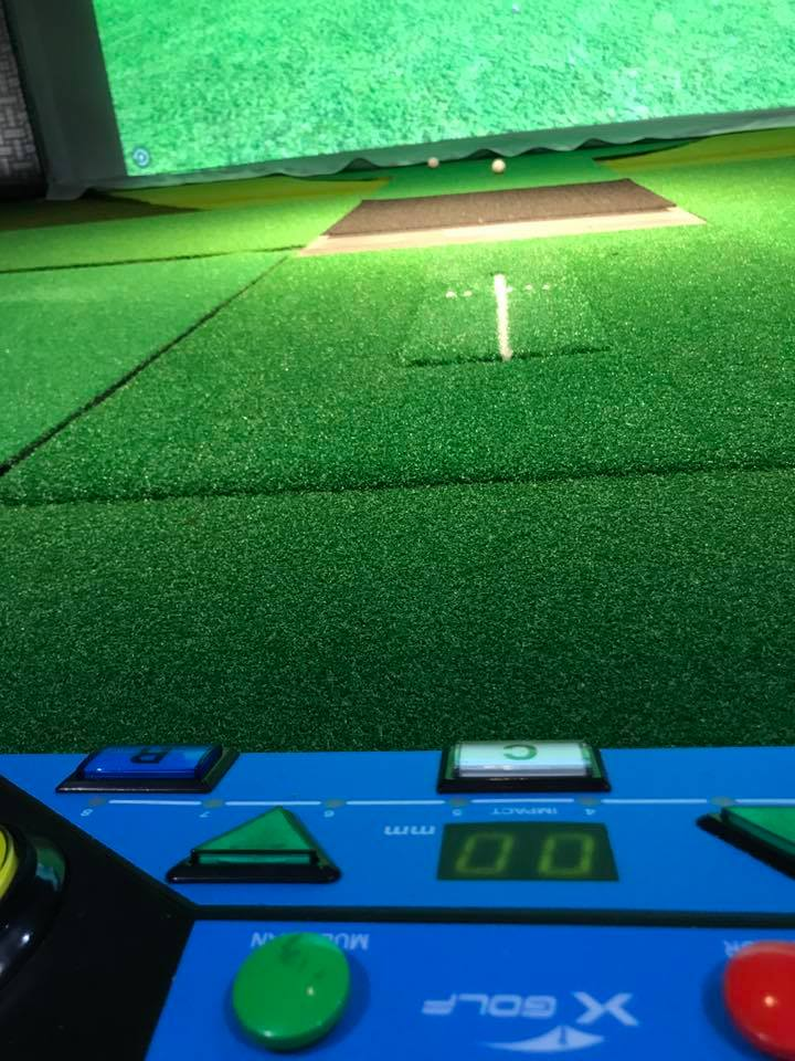 ASGLインドアゴルフシステム