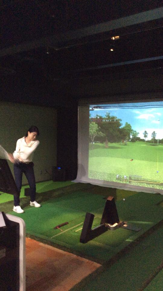 ASGL阿波座スポーツゴルフ倶楽部 クリスマスシミュレーションコンペ